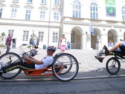 Стартувала незвичайна велоподорож зі Львова до Лісабона