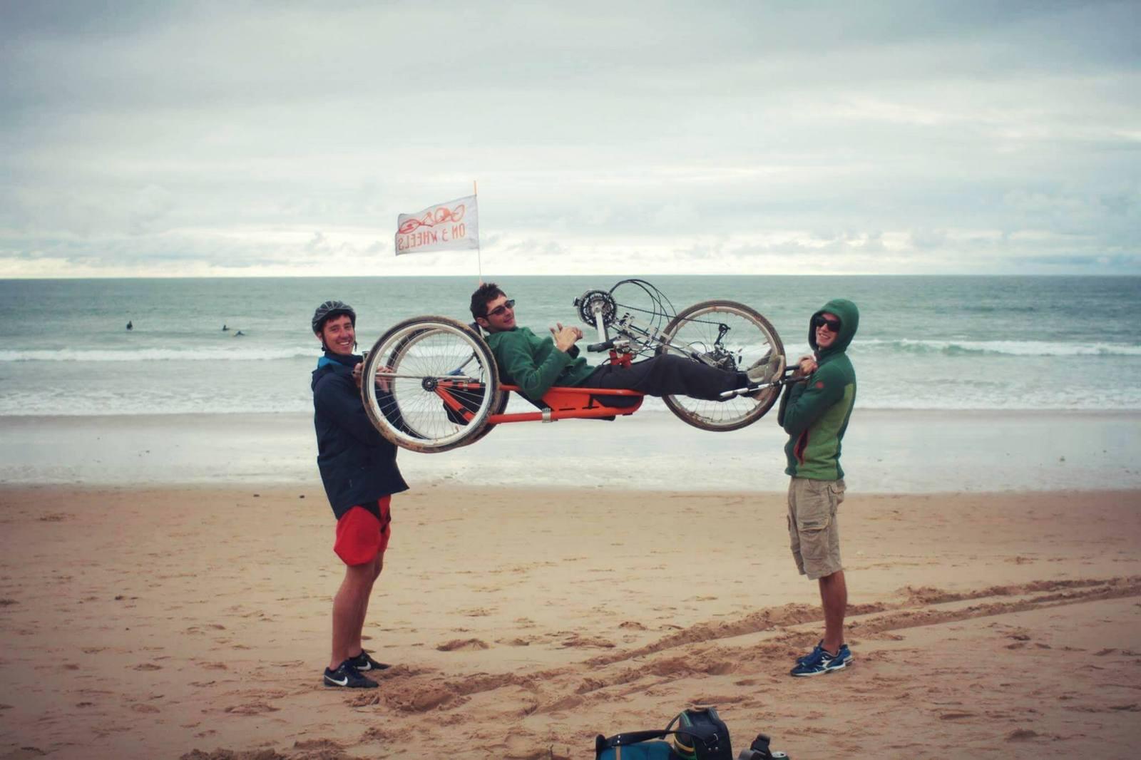 Мрії здійснюються: 5000 км на трьох колесах