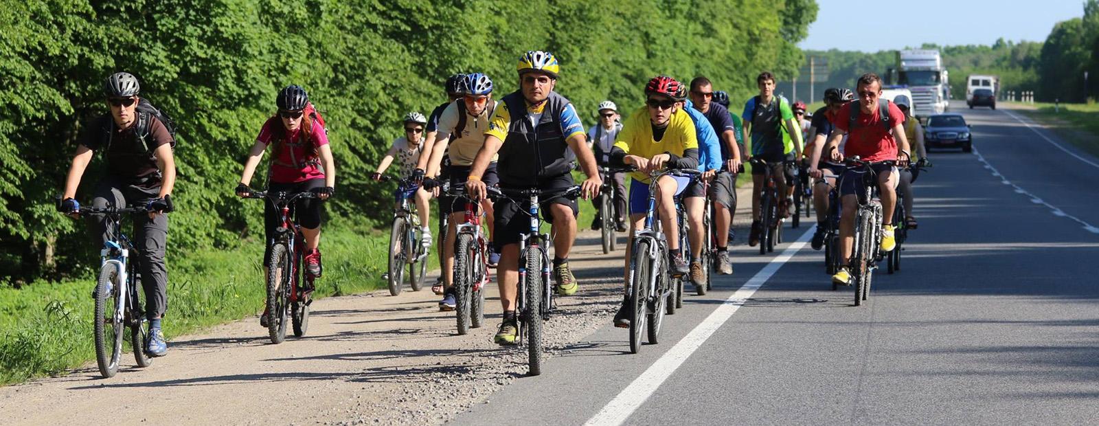Поради та маршрути для старту велосезону