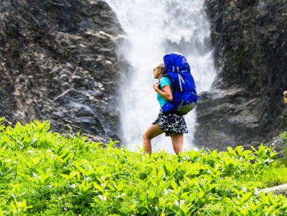 Рюкзак для походів: як доглядати?