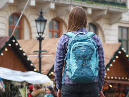 Жіноча любов. Огляд міського рюкзака Osprey Questa 27