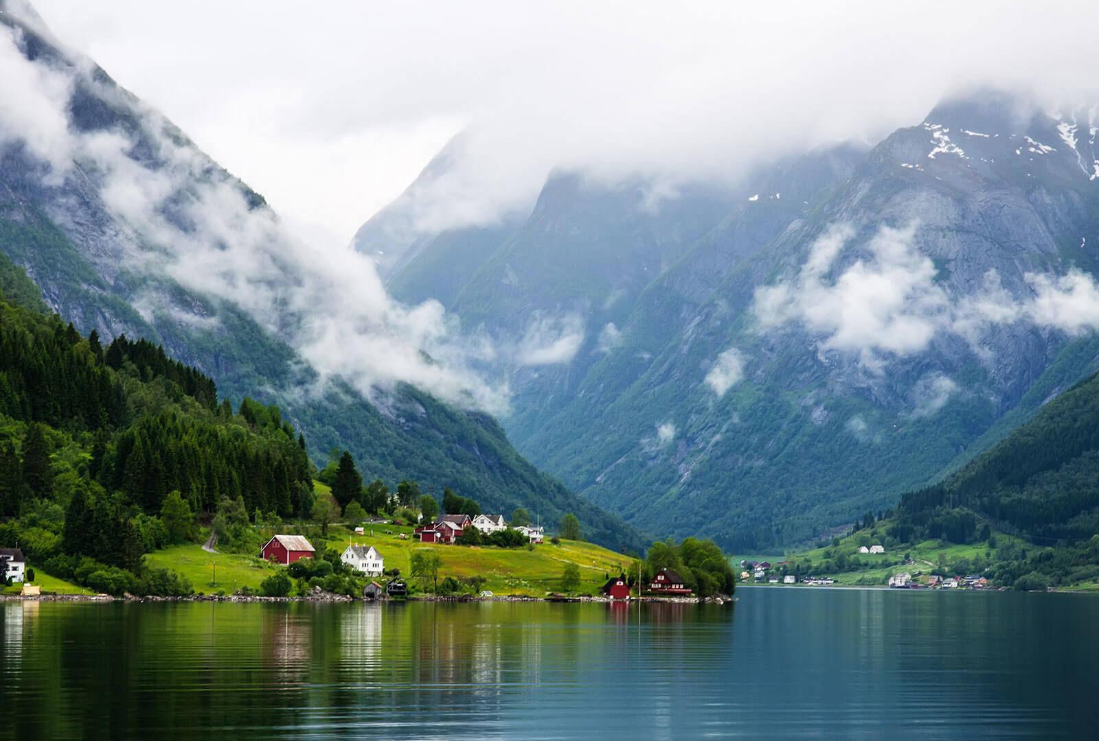Пакуємо рюкзак із Gorgany: Скандинавія