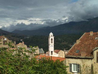 Подорож на батьківщину Наполеона (Корсика, GR20)