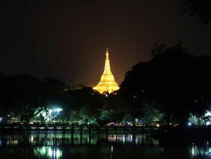 М'янма: країна тисяч храмів