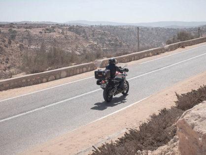 Сахара: подорож мотоциклом