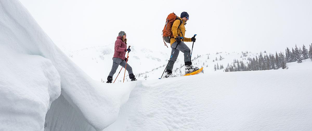 Безпека в зимових горах