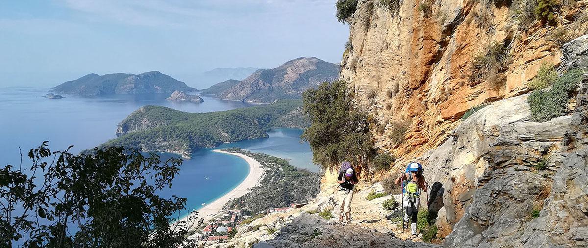 Туреччина: Лікійська стежка
