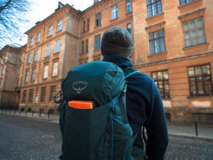 Skarab та Skimmer: універсальні рюкзаки від Osprey