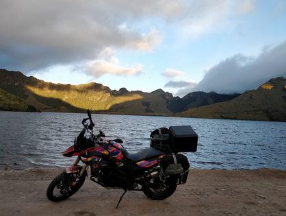 Еквадор, мотоцикл і 2500 км