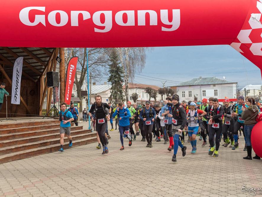 Гуцул трейл, банер Gorgany