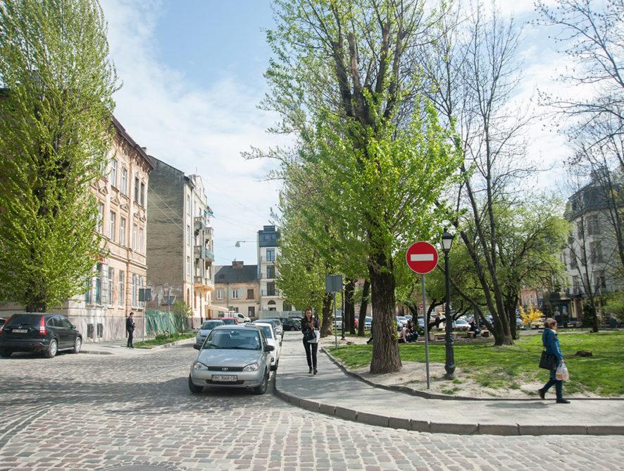 Львів: від Політехніки до Знесіння