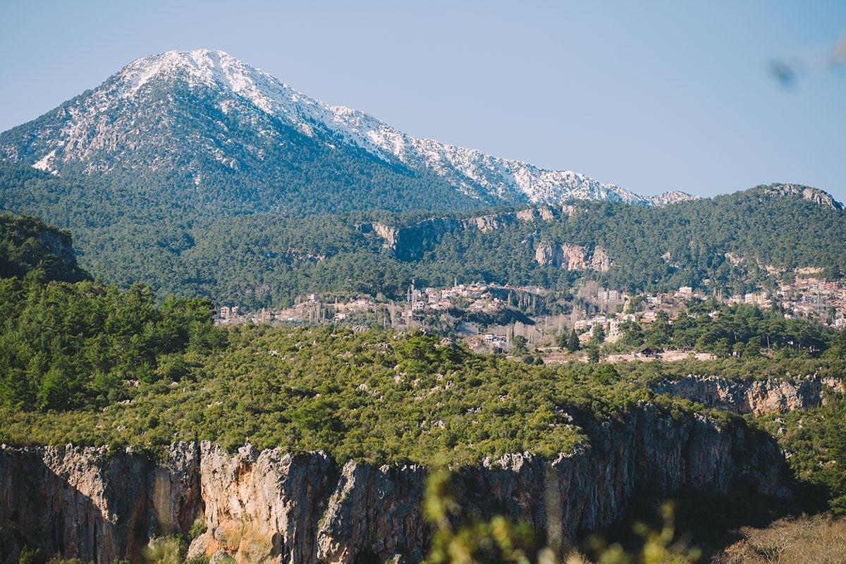 Скелелазіння поблизу Анталії