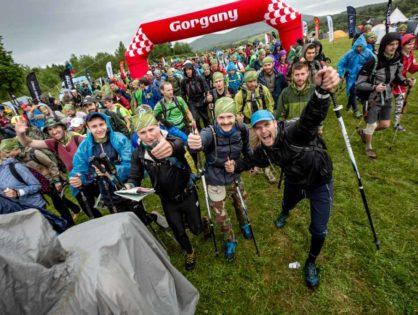 Пригодницькі перегони Gorgany Race 2019