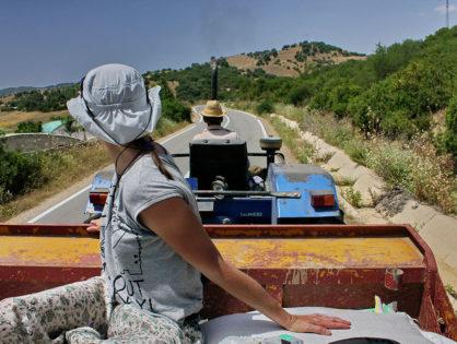 Вікторія Паламарчук: автостоп, як спосіб подорожувати