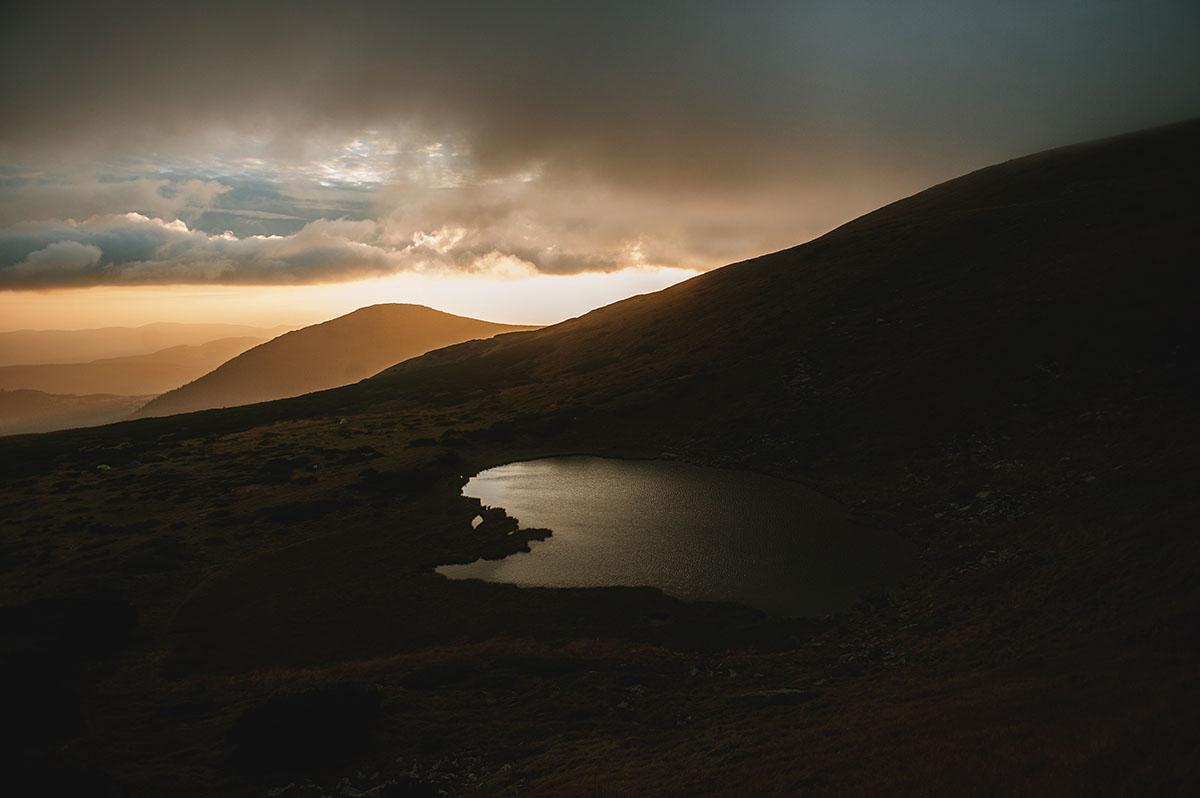 Чорногірський хребет, озеро Несамовите фото Ю.Шушкевич