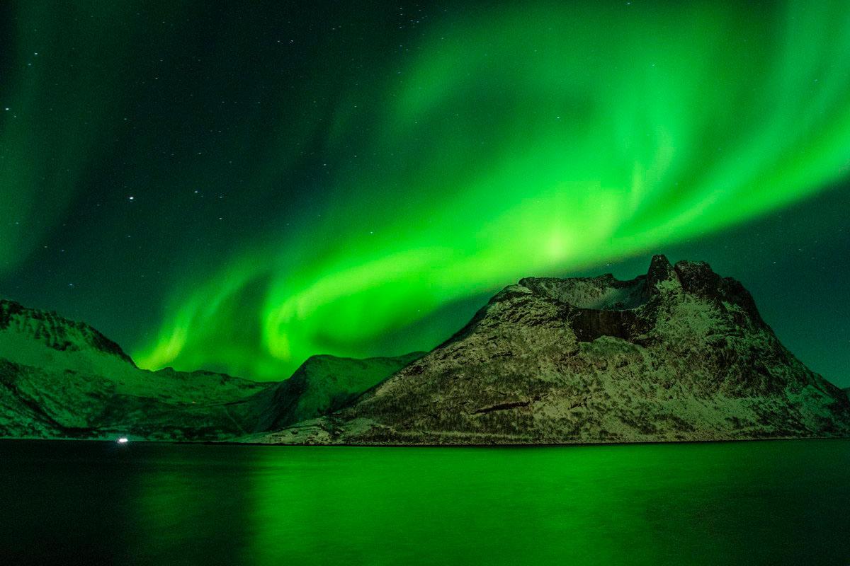 Норвегія: полярне сяйво та полювання за ним