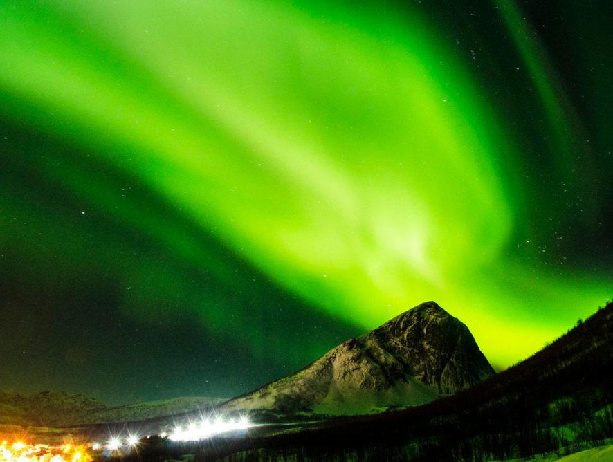 Норвегія: північне сяйво та полювання за ним