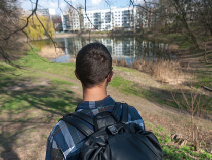 Львів: від Політехніки до трамвайного депо
