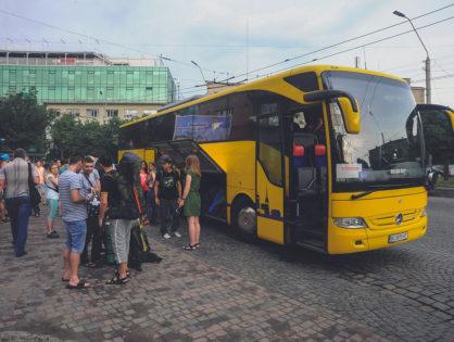 Gorgany Bus: сервіс для подорожей з друзями