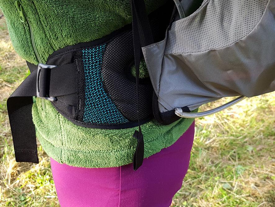 На Синевир з рюкзаком Osprey Eja 48