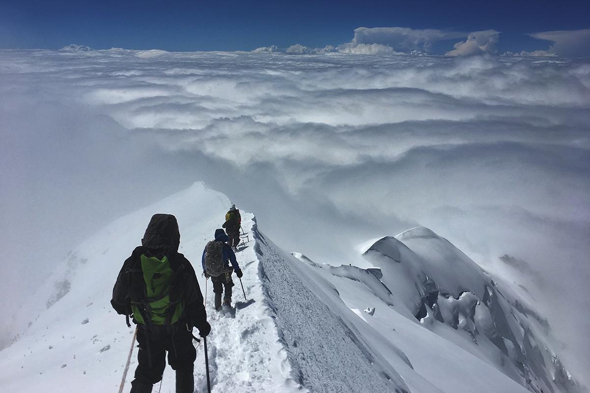 Монблан: нові правила сходження