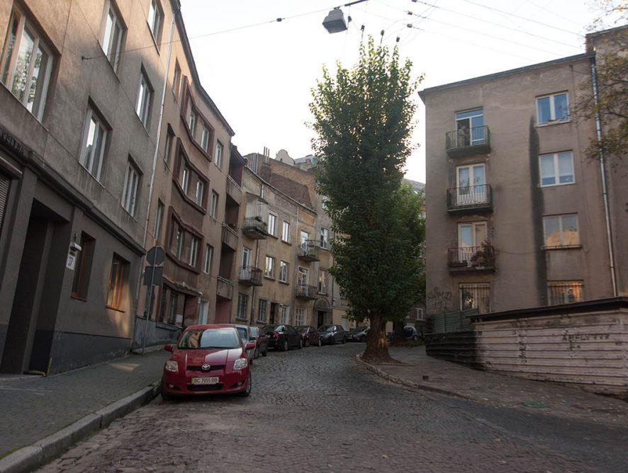 вулиця генерала Тарнавського
