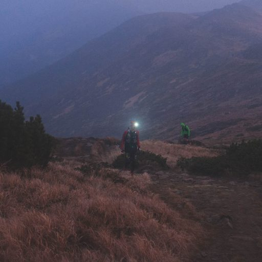 Нічний Чорногірський марафон