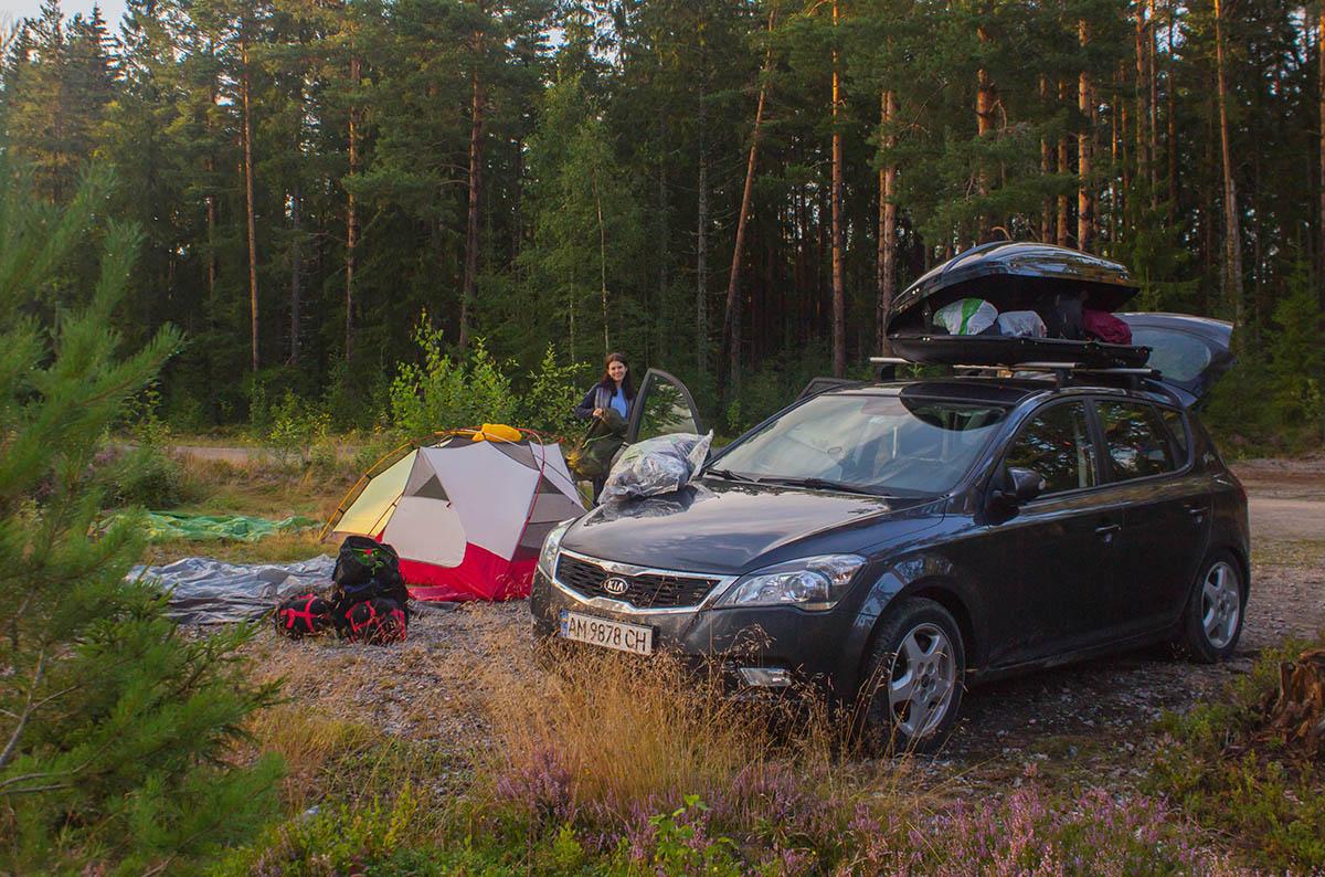 Норвегія: автоподорож з друзями