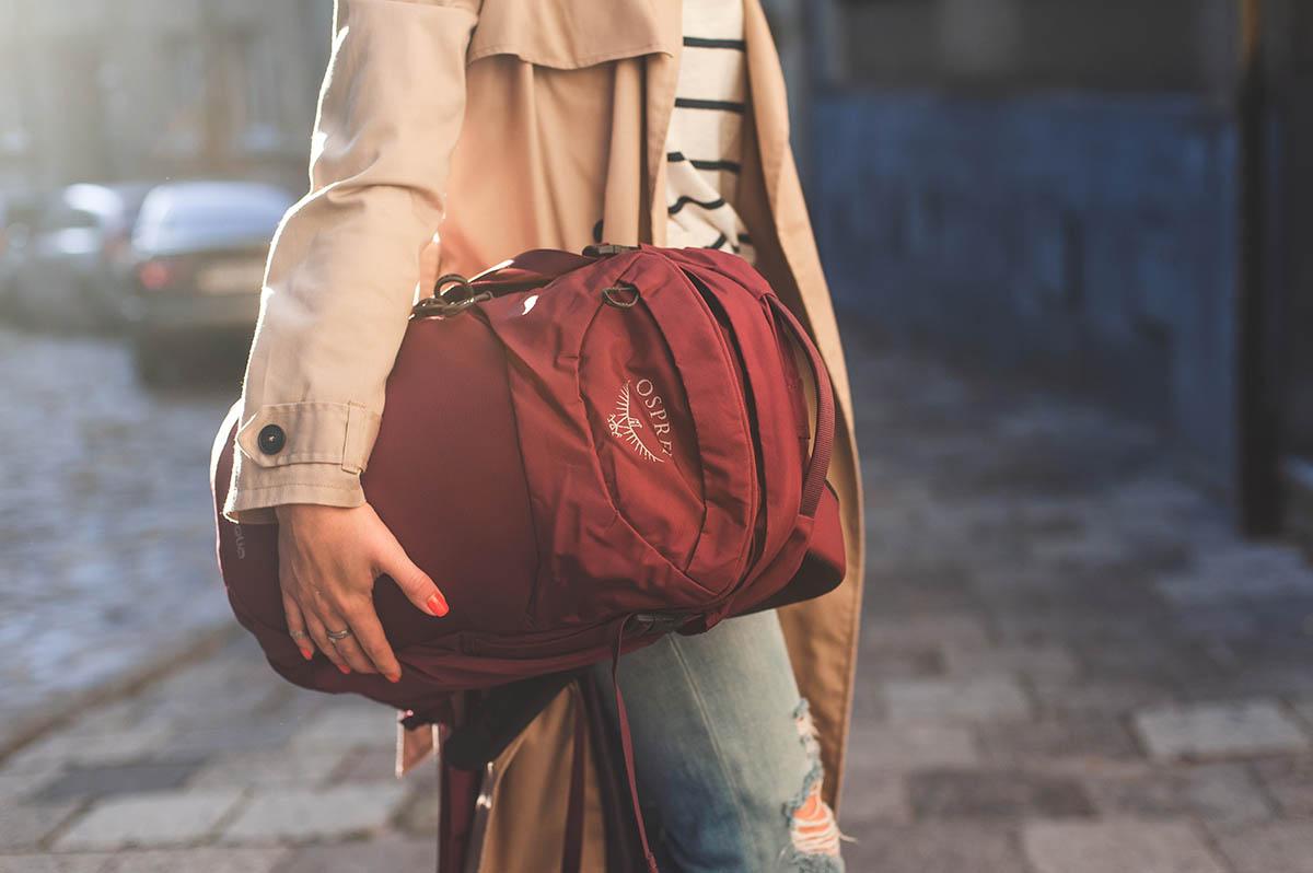 Міський рюкзак: як вибрати ідеальний?