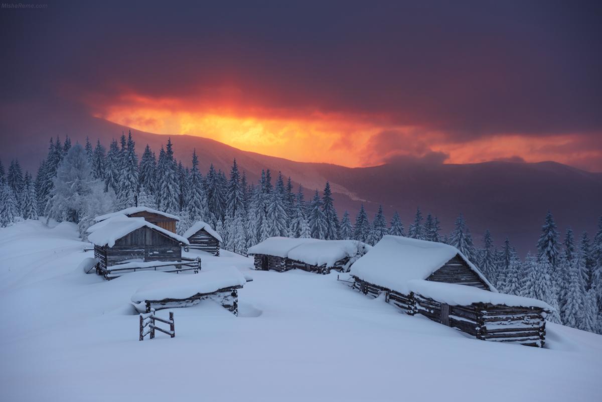 Новий рік в горах: ідеї для активного відпочинку