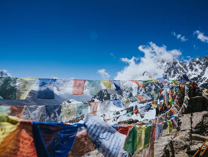 Трекінг до базового табору Евересту