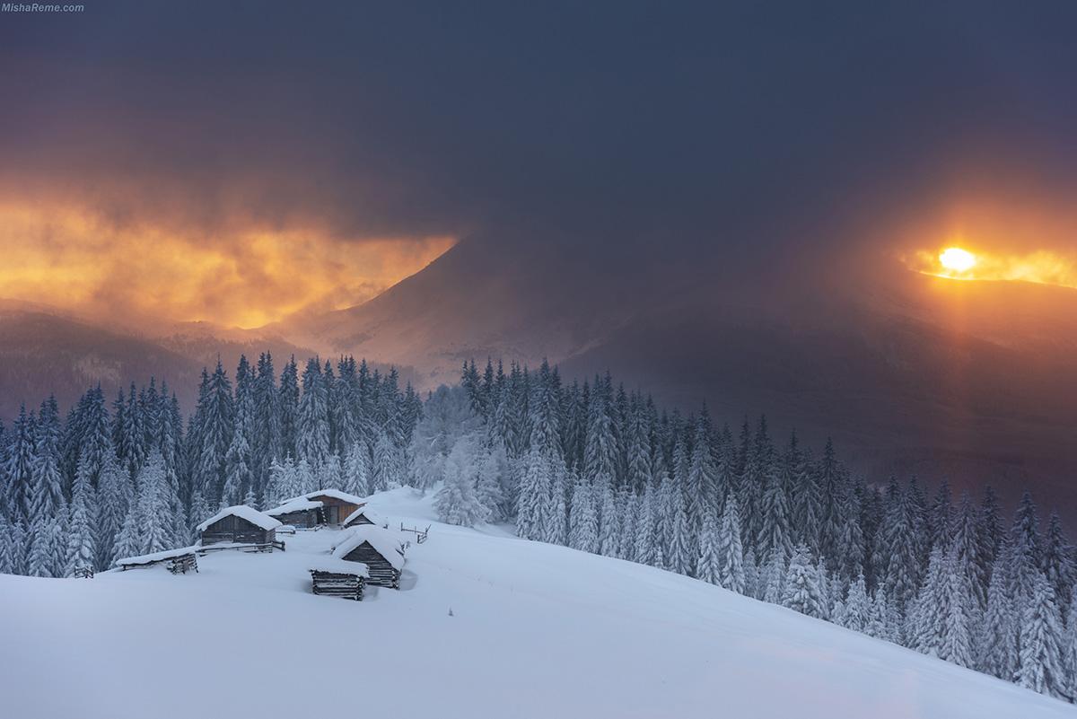 Зима в Карпатах, або як почати мандрувати взимку