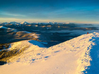 Зимовий похід: 10 правил для безпеки та комфорту