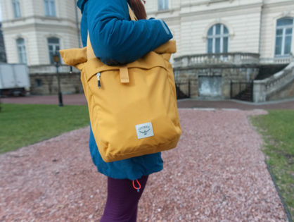 Osprey Arcane Tote Pack: рюкзак та сумка для міста