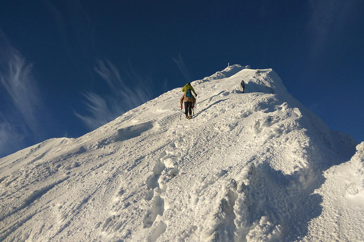 Зимове сходження на Молдовяну