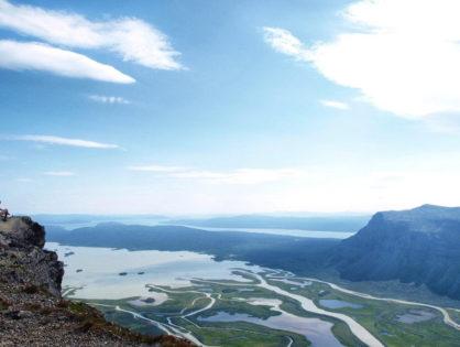 Швеція: національний парк Сарек
