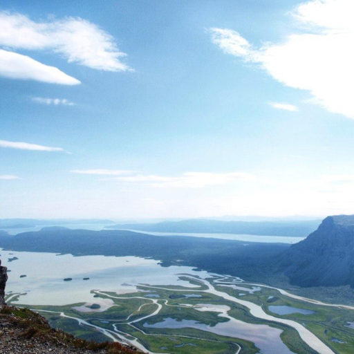 Національний парк Сарек Швеція