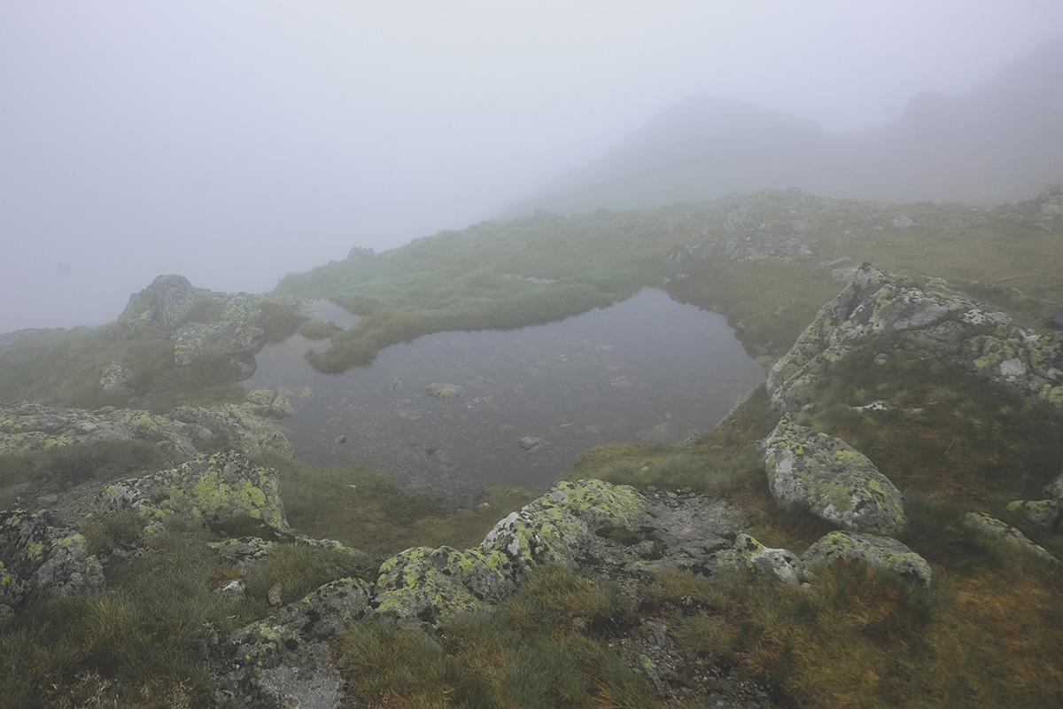 Туман у горах