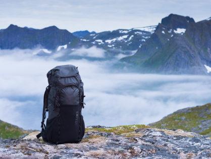 В Норвегію з рюкзаком Exped Thunder 70