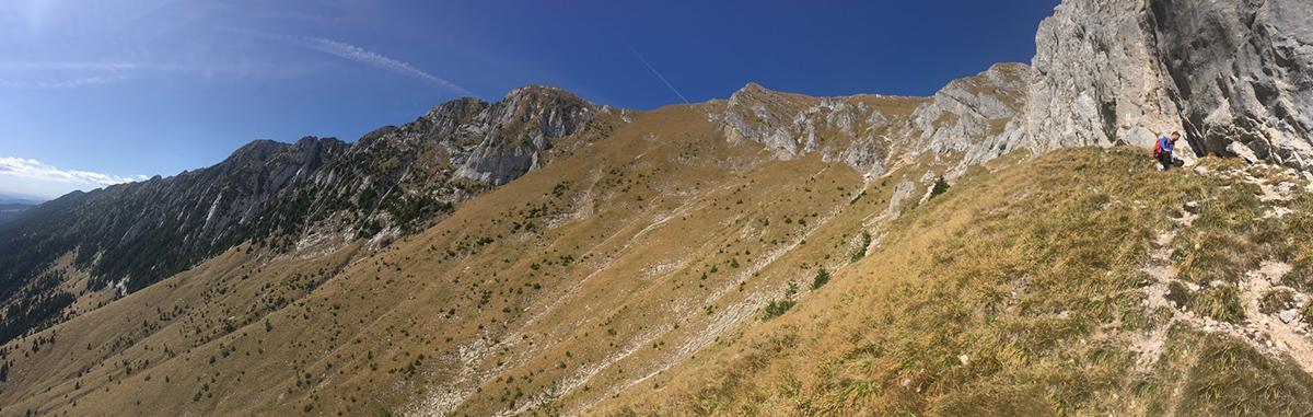 ультралайт похід через Румунські Карпати