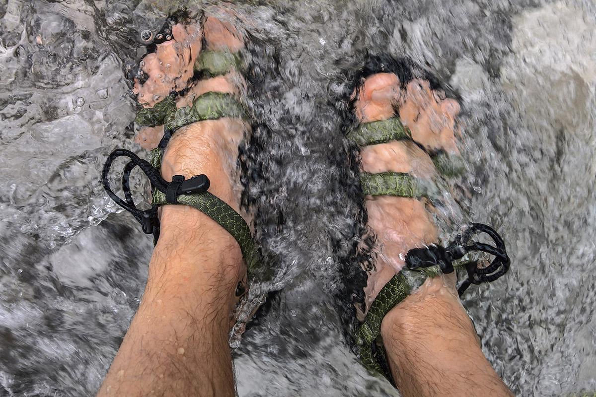 Сандалі Lizard Hex H2O