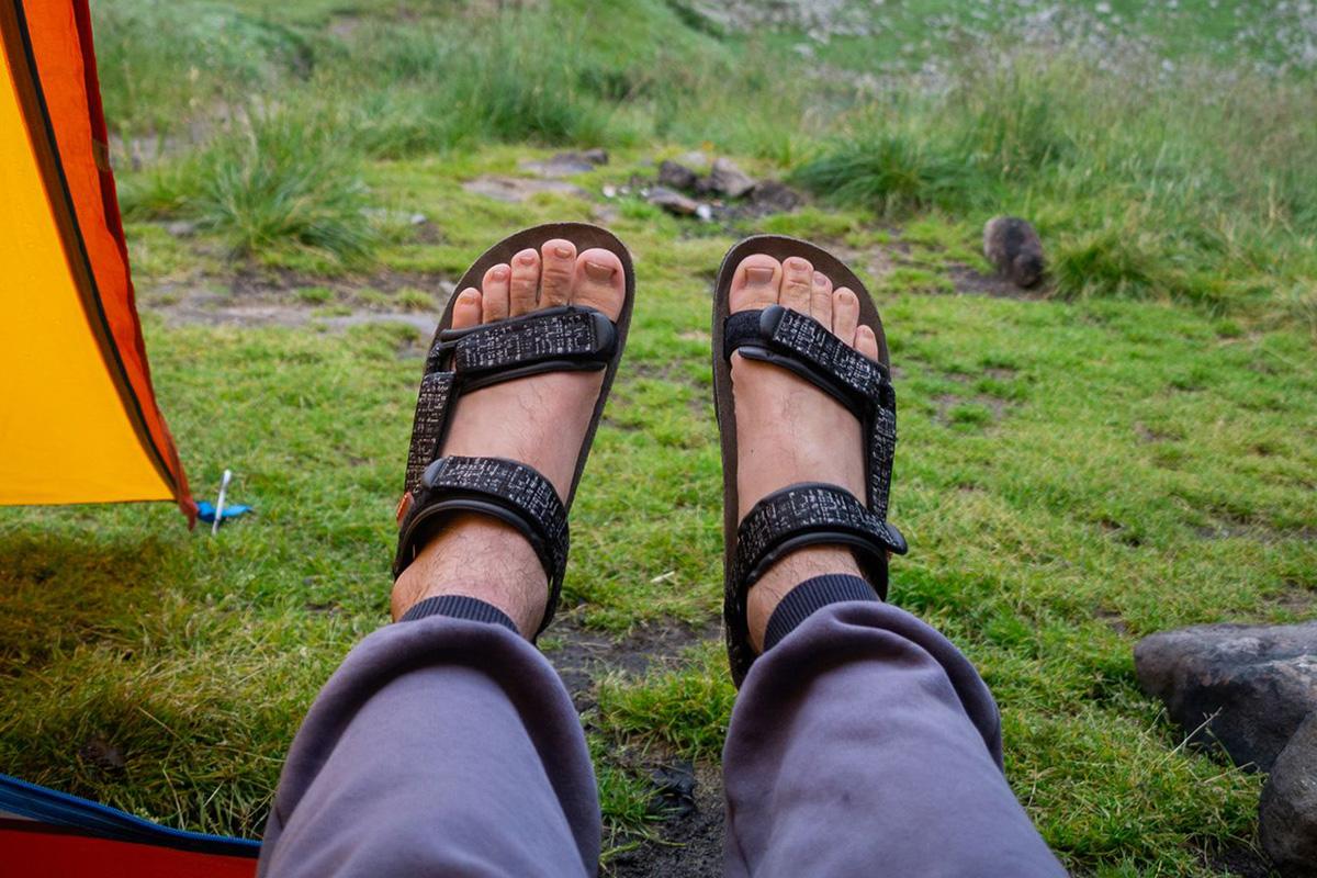 Трекінгові сандалі: як вибрати?