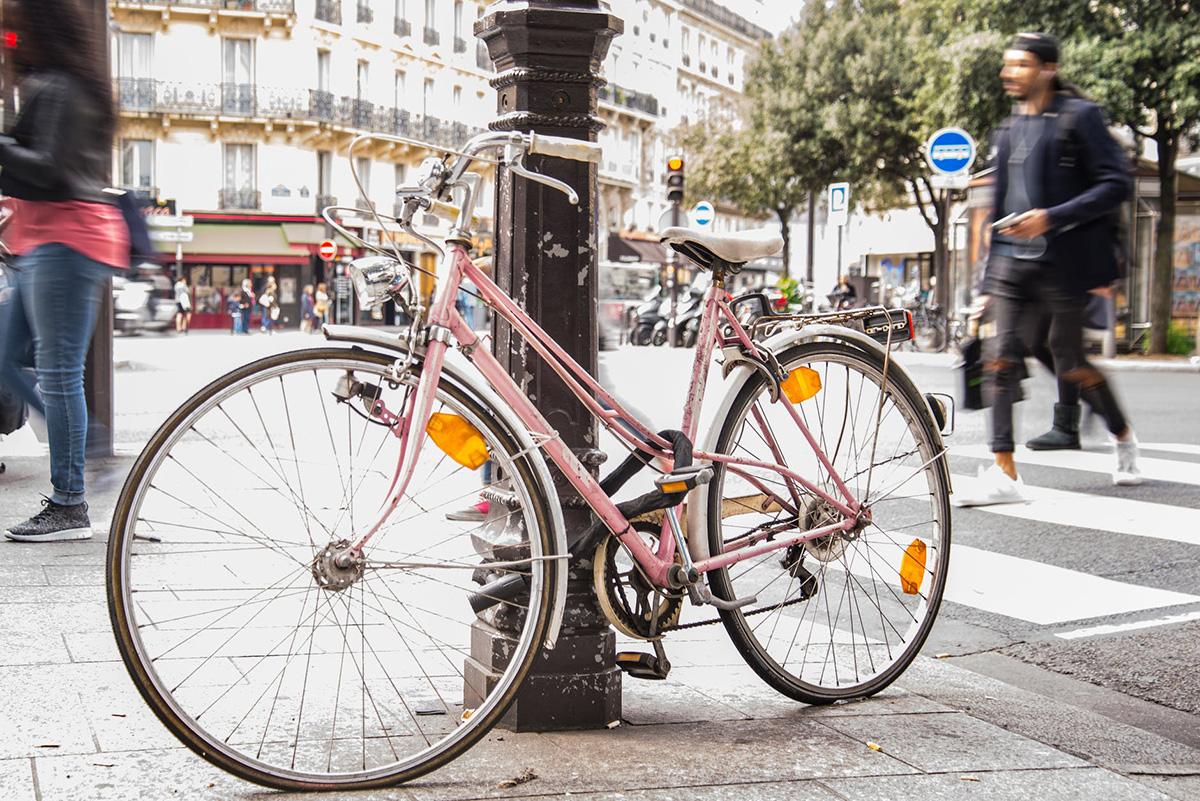 міський велоспед