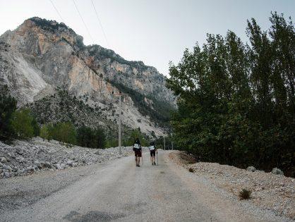Чекліст: Лікійська стежка, Туреччина