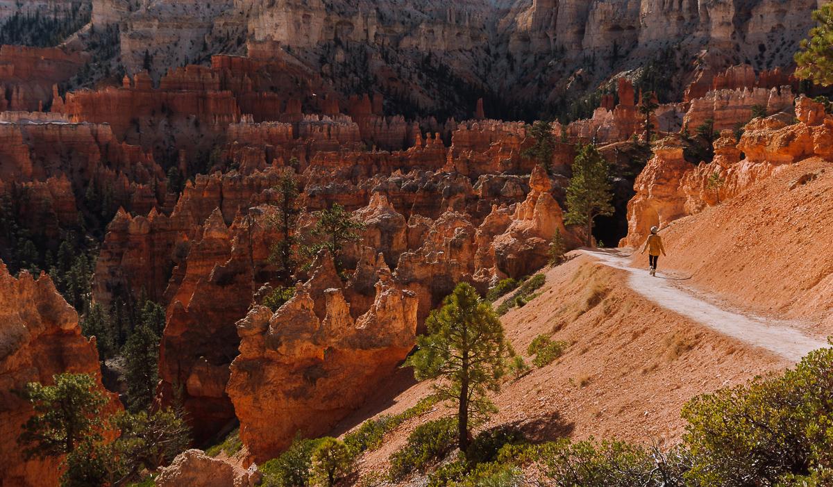 Bryce Canyon National Park, штат Utah