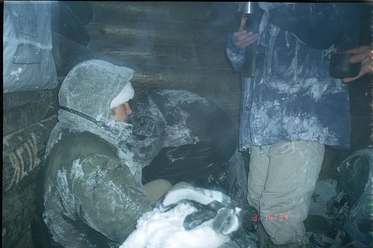 Зимові походи Роман Михайлюк