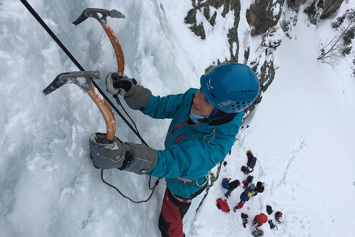 Льодолазіння: з чого почати?
