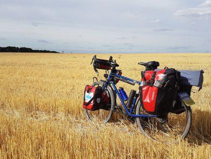 Тюринг: велосипедом через Україну