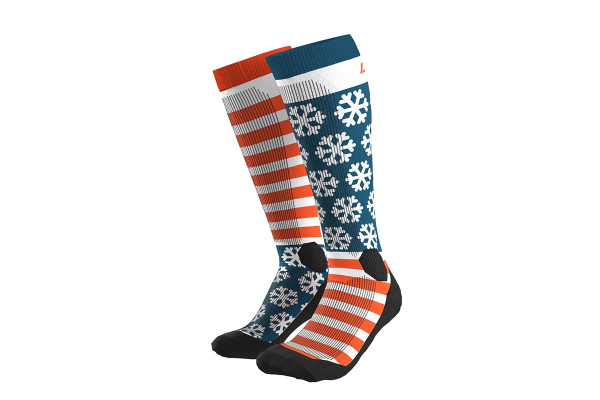 трекінгові шкарпетки, термошкарпетки