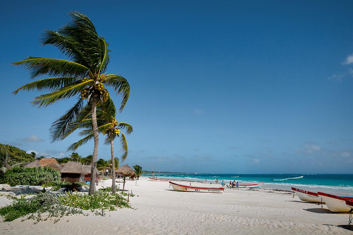 Мексика: від вулкану Орісаба до Карибського моря
